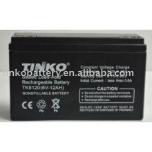 Mantenimiento libre TINKO la batería de plomo
