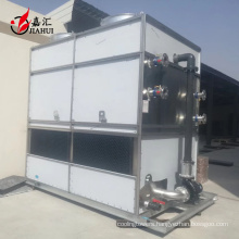 Spraying Stainless steel closed type cooling tower