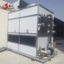 Pulverização Torre de resfriamento tipo fechado em aço inoxidável