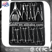 Professional Top High quality body piercing tool kit