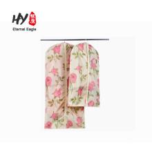 Trajes transpirables de viaje cubren la bolsa de ropa de tela al por mayor