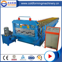 Rolling Steel Ridge Cap Roll Forming Machine