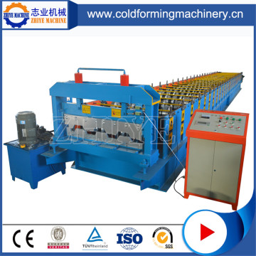 Flooring Decking Rolling Production Line