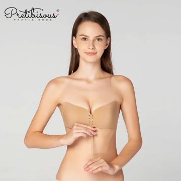 Sujetador sin tirantes mujer de alta calidad para vestido sin espalda