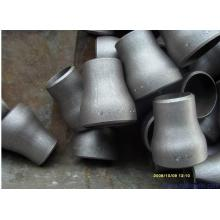 carbon steel concentric seam pipe fitting reducer