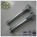 high quality ASME B1.1 & B18.2.2 A193 GR.B7 stub bolts