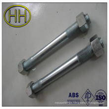 high quality ASME B1.1 & B18.2.2 A193 GR.B7 stub bolts