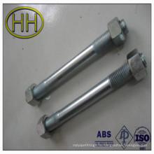 Высокое качество ASME B1.1 & B18.2.2 Шестигранная гайка 194 GR.2H