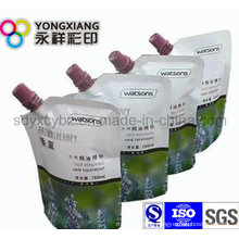 Washing Detergent Product Stand up Spout Bag