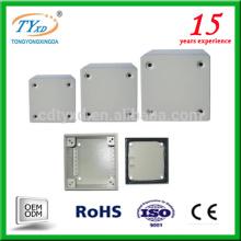 fertigen Sie Blech Aluminium-wasserdichte Verbindungsdose ip67 besonders an