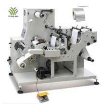 Machine de découpe rotative à haute vitesse pour étiquettes de codes à barres