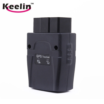 Free Server Software GPS Tracker with OBD Interface (GOT08)