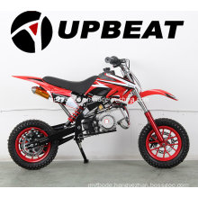 Upbeat Two Stroke Gas 49cc Dirt Bike Mini Pit Bike for Kids