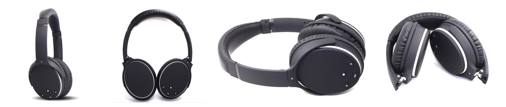Noise Cancelling Bluetooth Headphones-1
