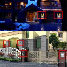 Hot New Patent New Design Mention Sensor Solar Home Light