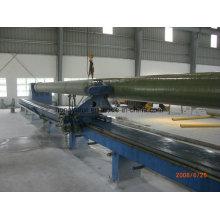 Machine d'enroulement de tuyau de FRP ou équipement