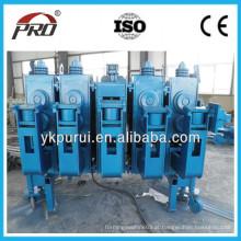 Máquina de formação de rolo de silo de granito de aço / Máquina formadora de rolo de silo de aço