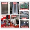 Type de ceinture CCD Mongolia Fluorspar Color Sorter en Chine