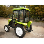Tractor with Oecd Certificate