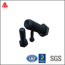 OEM hochwertiger Kohlenstoffstahl m22x1.5 Schraube / Schraubengröße m20 / m12 Schraubengröße