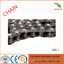 Short pitch stainless steel roller chains 085-1
