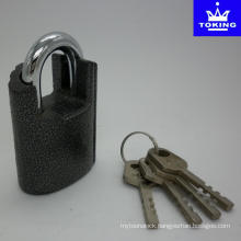 Shackle Protected Iron Padlock with Vane Keys (1313)