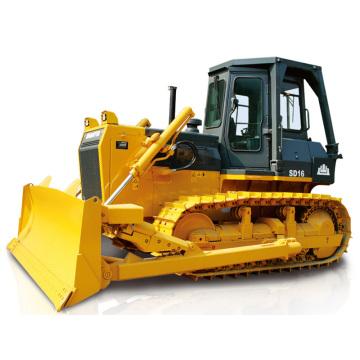 Máquina de construcción pequeña excavadora sobre orugas SD16