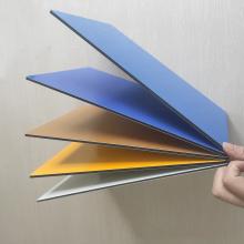 Изготовленный на заказ алюминиевый композитный лист панели