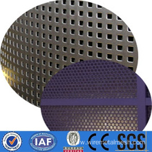 14.3mm Thick Perforated Metal Mesh