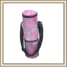Camping Outdoor Cylinder Cooler Bag para vinho