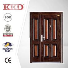 One and Half Steel Security Door KKD-322B with CE