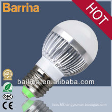 Low consume 9w LED bulb lamp e14
