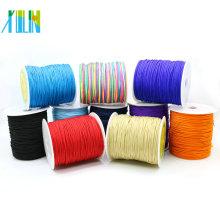Großhandel 13 # Chinese Knotting Cord geflochtene Schnur für Armband, ZYL0004-13 #