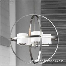 modern chandelier 4 bulbs