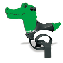 New Design Crocodile Spring Rider