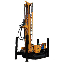 Crawler Drilling Rig Luftkompressoren Crawler