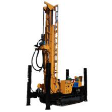 Crawler Drilling Rig compresseurs d'air sur chenilles