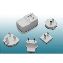 Adaptador de la energía del adaptador de la energía del adaptador de la energía 5V 1A intercambiable