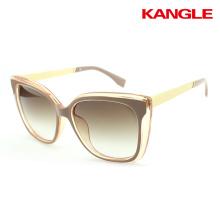 Высокое качество собственный логотип женский AC линзы солнцезащитные очки оптовая 2017