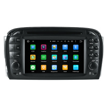 "Hla 8817 6.2 ""in-Dash Android 5.1 Carro estéreo Leitor de DVD Bluetooth USB / TF FM Aux entrada de rádio"