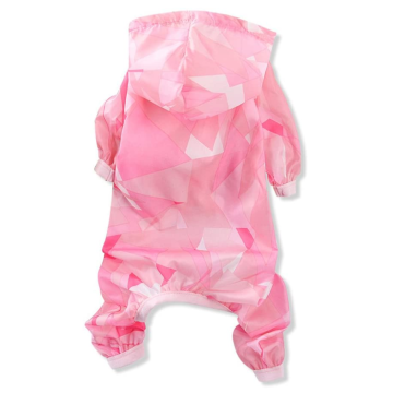 Pet Dog Rain Coat Jacket