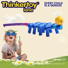 Home Familie Spaß Insekt Bau Blöcke Spielzeug