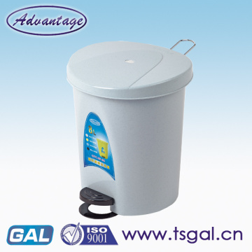 Cheap small plastic trash can