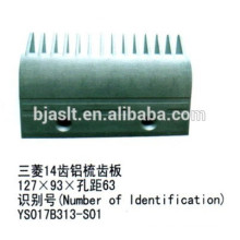 Escalator comb plate/Escalator parts/escalator components