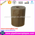Petrolatum primer for the steel pipe anticorrosion