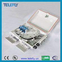FTTH Caja de conexiones externa de fibra óptica