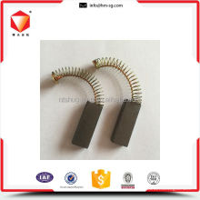 Factory custom high technology power tools carbon brush accessories