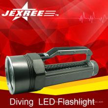 3 LED Underwater Diving LED Lampe de poche et projecteur