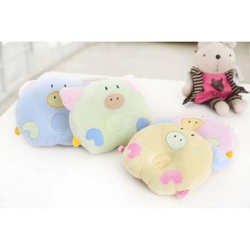 Oreiller de coton Design mignon pour bébé nouveau-né