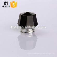 wholesale black ABS perfume bottle cap